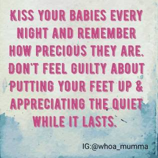 #appreciate your #blessings and don't feel guilty about enjoying the #moments of quiet when you can steal them #parenthood #chronicillness #beautyineveryday #whoamumma