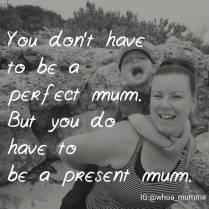 Be there, be present #Parenting #chronicillness #chronicpain #beautyineveryday #whoamumma