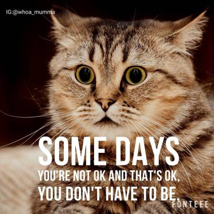 It's ok if you're not ok today. Save your #spoons and #staypositive #chronicillness #chronicpain #spoonie #spoonieparent #Parenting #beautyineveryday #whoamumma