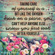 A wise friend gave me this advice, sometimes you must stop and take time for yourself before you can help anyone else. #selfcare #wellness #chronicillness #chronicpain #beautyineveryday #whoamumma