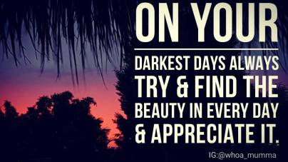 On your toughest days always seek the beauty & appreciate it. Hold on to the #positivity and #beautyineveryday #chronicillness #chronicpain #Parenting #spoonie #spoonieparent #whoamumma