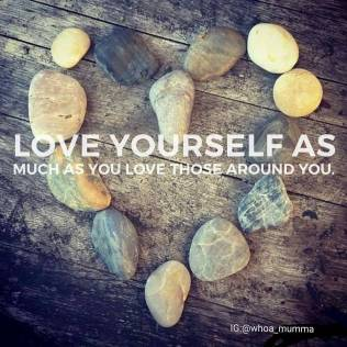 Self care Monday! Why is it we don't show ourselves the same love & kindness we show our loved ones? We need to love ourselves even when our bodies betray us. #selfcare #mentalhealth #chronicillness #chronicpain #beautyineveryday #whoamumma