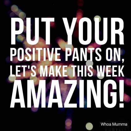Who's ready to make this week amazing? #sunday #positivity ##chronicillness #chronicpain #beautyineveryday #whoamumma