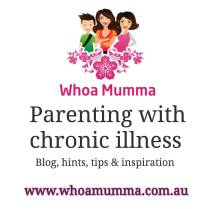 Make sure you head over to our website and subscribe to ensure you don't miss out on new blogs, tips and information. www.whoamumma.com.au #chronicillness #chronicpain #spoonie #spoonieparent #Parenting #beautyineveryday #whoamumma