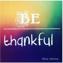 Happy Thanksgiving to our friends in the U.S. today. Whilst we don't have Thanksgiving here in Australia I do love the idea of stopping to give thanks for all that we have to be grateful for. #thanksgiving #thanks #grattitude #happiness #beautyineveryday #whoamumma