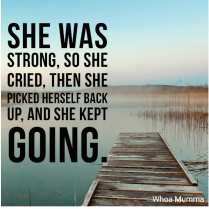 Crying is not a sign of weakness but rather a sign of strength. Sometimes you just need to let it out then pick yourself back up and keep fighting. #strength #warrior #spoonie #spoonieparent #chronicillness #chronicpain #mentalhealth #selfcare #beautyineveryday #whoamumma