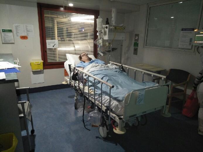 ICU post surgery